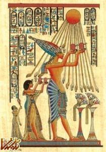 پرستش خورشید